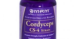 MRM Cordyceps – CS-4 Strain 60 Capsules