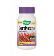 Natures Way Cordyceps 60 Veggie Caps